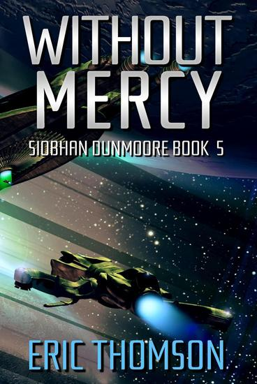 Without Mercy - Siobhan Dunmoore #5 - cover