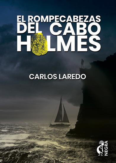 El rompecabezas del cabo Holmes - cover