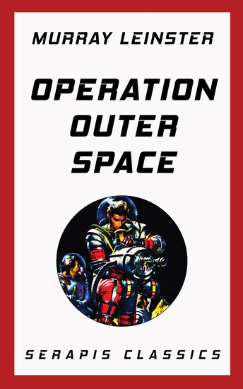 Operation Outer Space - cover