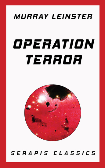 Operation Terror (Serapis Classics) - cover
