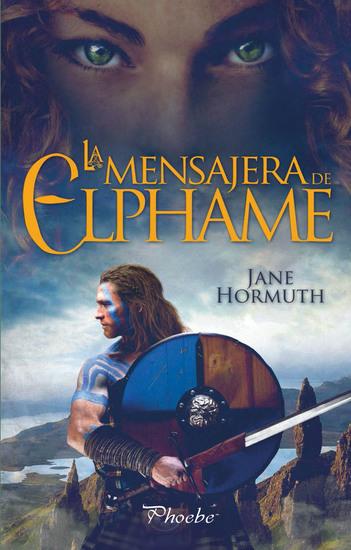La mensajera de Elphame - cover