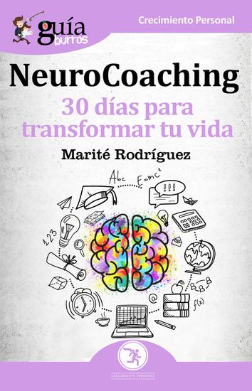 GuíaBurros: Neurocoaching - 30 días para transformar tu vida - cover