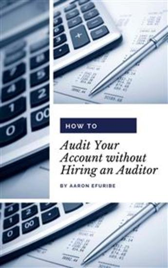 How to Audit Your Account without Hiring an Auditor - cover