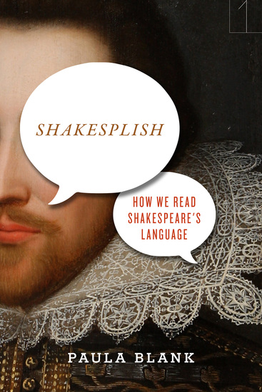 Shakesplish - How We Read Shakespeare's Language - cover