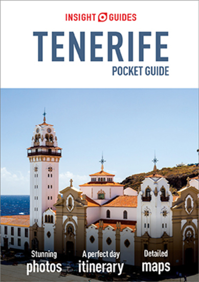 Insight Guides Pocket Tenerife (Travel Guide eBook) - cover