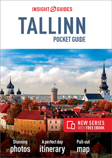 Insight Guides Pocket Tallinn (Travel Guide eBook) - cover