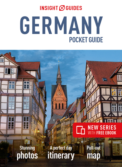 Insight Guides Pocket Germany (Travel Guide with Free eBook) - cover