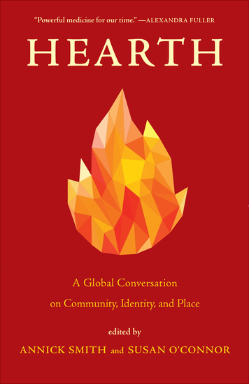 Hearth - A Global Conversation on Identity Community and Place - cover