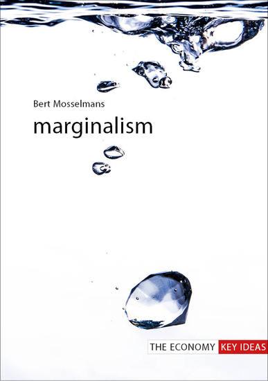 Marginalism - cover