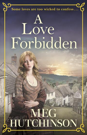 A Love Forbidden - cover