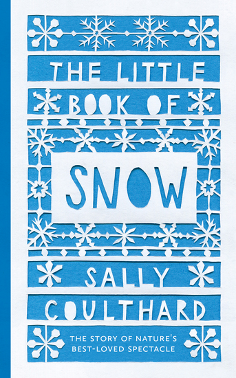 The Little Book of Snow - cover