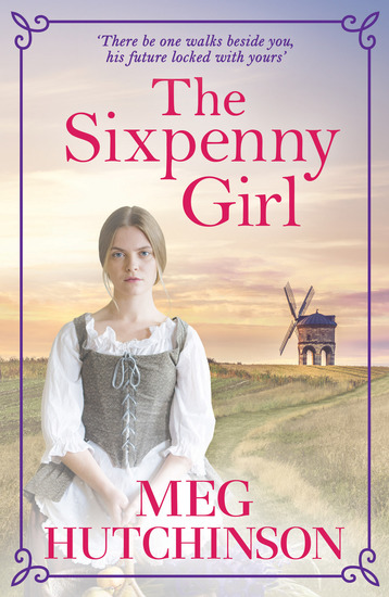 Sixpenny Girl - cover