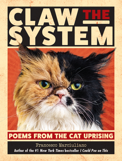 Claw the System - Poems from the Cat Uprising - cover
