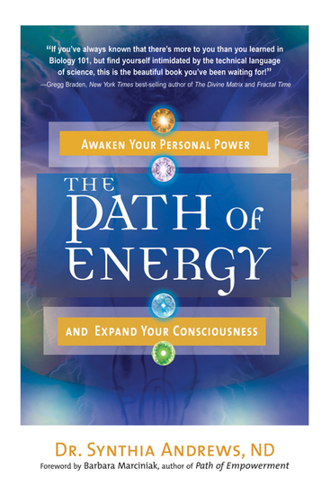 The Path of Energy - Awaken Your Personal Power and Expand Your Consciousness - cover
