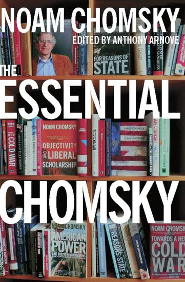 The Essential Chomsky - cover