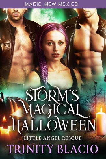 Storm's Magical Halloween - Little Angel Rescue #3 - cover
