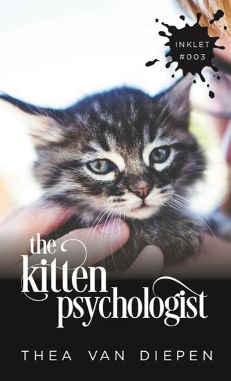 The Kitten Psychologist - Inklet #3 - cover