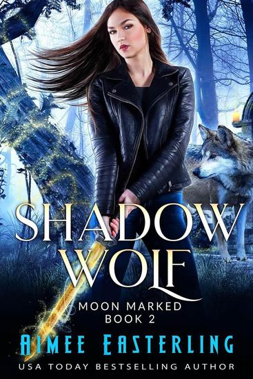 Shadow Wolf - Moon Marked #2 - cover
