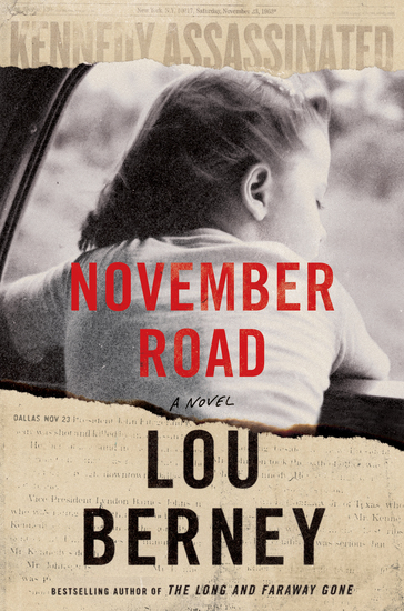November Road - A Novel - cover