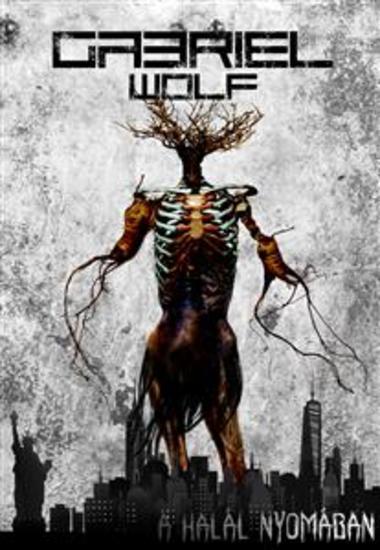 A halál nyomában - cover