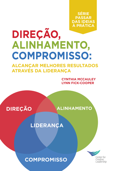 Direction Alignment Commitment: Achieving Better Results Through Leadership First Edition (Portuguese for Europe) - cover