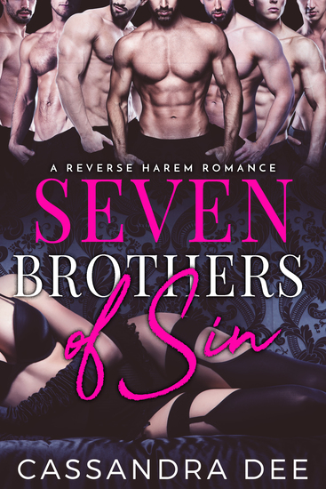 Seven Brothers of Sin - A Reverse Harem Romance - cover