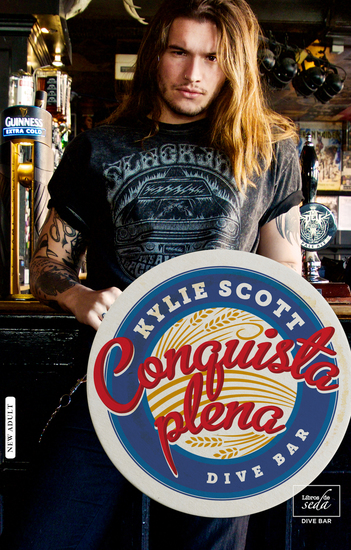 CONQUISTA PLENA (Dive Bar-3) - cover