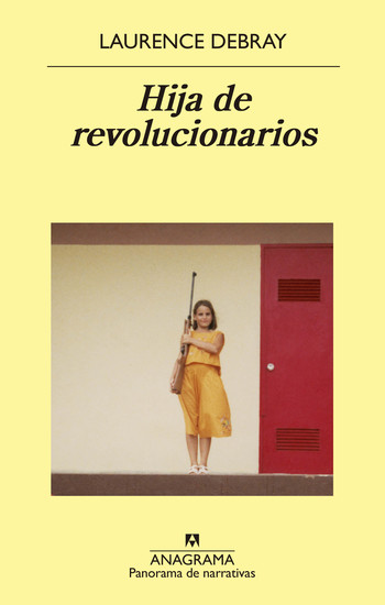 Hija de revolucionarios - cover