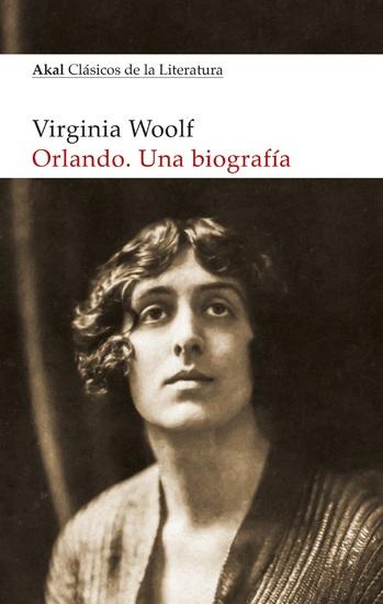 Orlando - Una biografía - cover