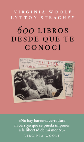 600 libros desde que te conocí - Correspondencia - cover