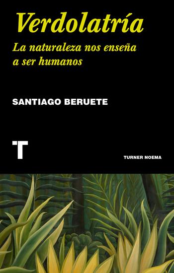 Verdolatría - La naturaleza nos enseña a ser humanos - cover