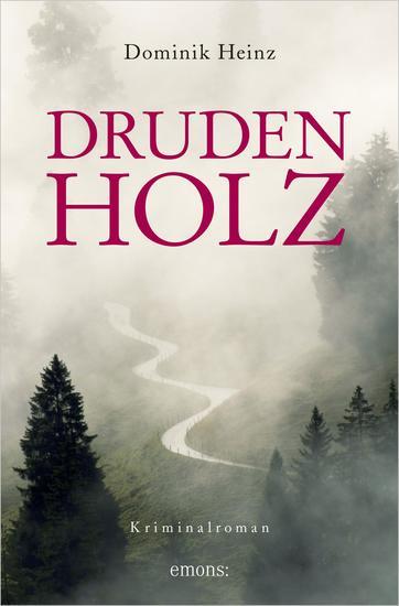 Drudenholz - Kriminalroman - cover