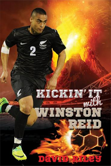 Kickin It with Winston Reid - Reading Warriors - cover