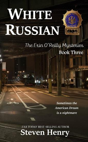 White Russian - The Erin O'Reilly Mysteries #3 - cover