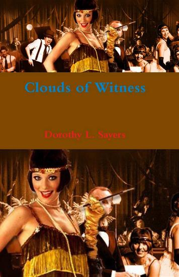 Clouds of Witness - cover