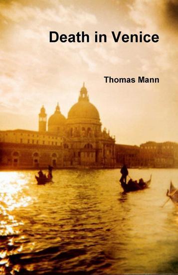 Death in Venice - cover