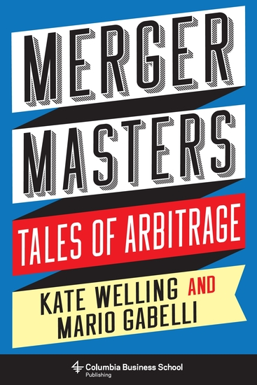 Merger Masters - Tales of Arbitrage - cover