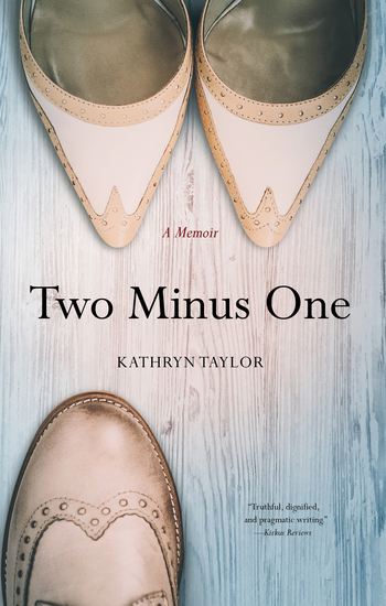 Two Minus One - A Memoir - cover