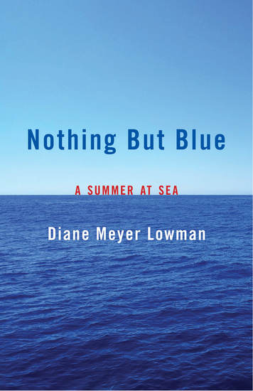 Nothing But Blue - A Memoir - cover