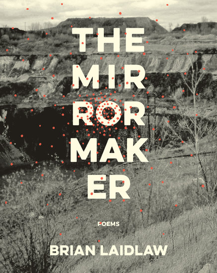 The Mirrormaker - Poems - cover