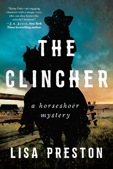 The Clincher - A Horseshoer Mystery - cover