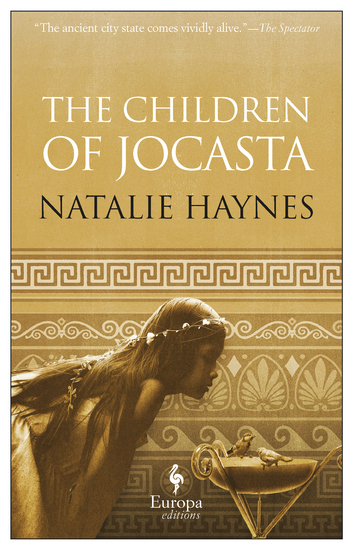 The Children of Jocasta - cover