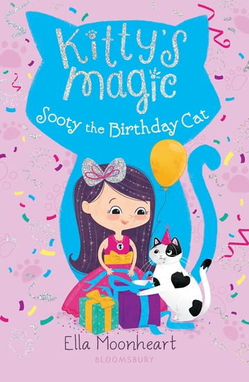 Kitty's Magic 6 - Sooty the Birthday Cat - cover
