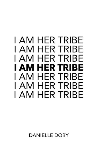 I Am Her Tribe - cover