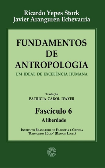 Fundamentos de Antropologia - Fasciculo 6 - A liberdade - cover