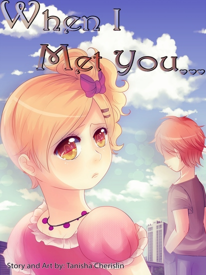 When I Met You - cover