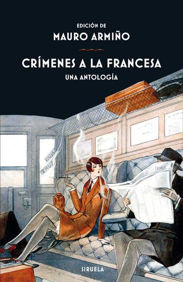 Crímenes a la francesa - Una antología - cover