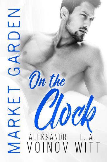 On the Clock - Market Garden #8 - cover
