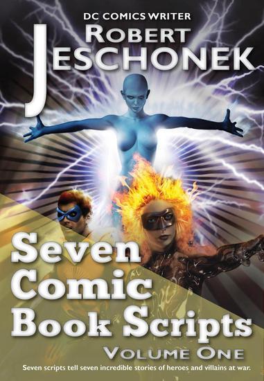 Seven Comic Book Strips Volume 1 - cover