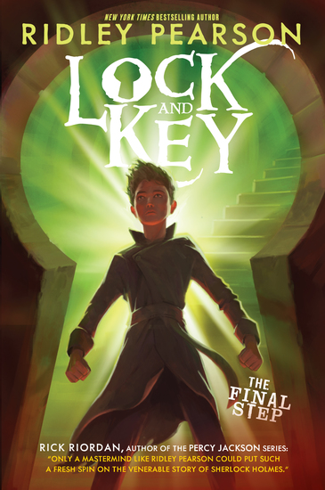 Lock and Key: The Final Step - cover